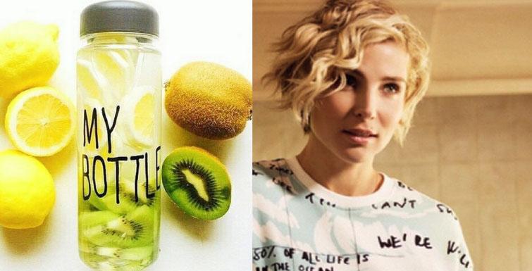 Elsa Pataky y el limón: 7 beneficios de este milagroso cítrico.